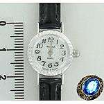Серебряные женские часы
