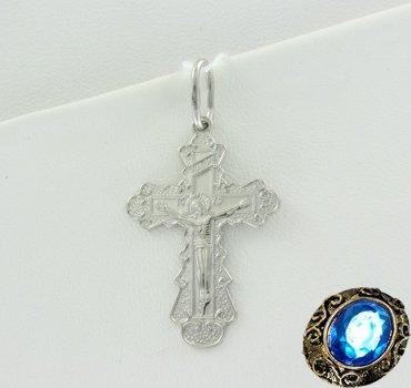Крест из платины